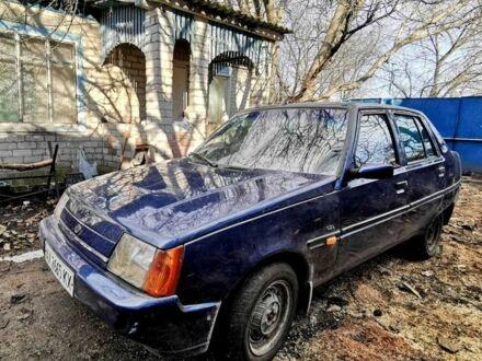 Синий ЗАЗ 968, объемом двигателя 1.2 л и пробегом 100 тыс. км за 1000 $, фото 1 на Automoto.ua