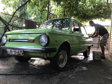 Зеленый ЗАЗ 968, объемом двигателя 1.2 л и пробегом 75 тыс. км за 500 $, фото 1 на Automoto.ua