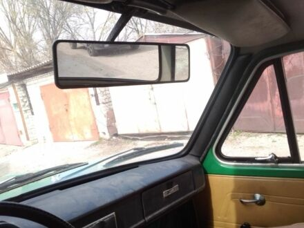 Зеленый ЗАЗ 968, объемом двигателя 1.2 л и пробегом 5 тыс. км за 699 $, фото 1 на Automoto.ua