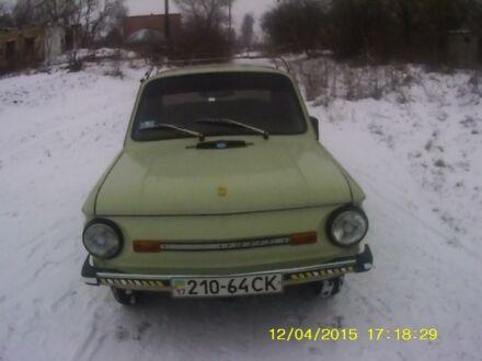 Зеленый ЗАЗ 968, объемом двигателя 0.8 л и пробегом 35 тыс. км за 736 $, фото 1 на Automoto.ua