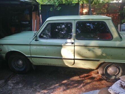 Зеленый ЗАЗ 968, объемом двигателя 1.2 л и пробегом 87 тыс. км за 257 $, фото 1 на Automoto.ua