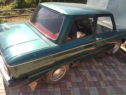 Зеленый ЗАЗ 968, объемом двигателя 1.5 л и пробегом 1 тыс. км за 800 $, фото 1 на Automoto.ua