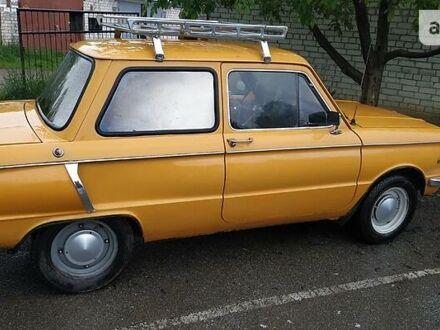 Оранжевый ЗАЗ 968, объемом двигателя 0 л и пробегом 72 тыс. км за 1000 $, фото 1 на Automoto.ua