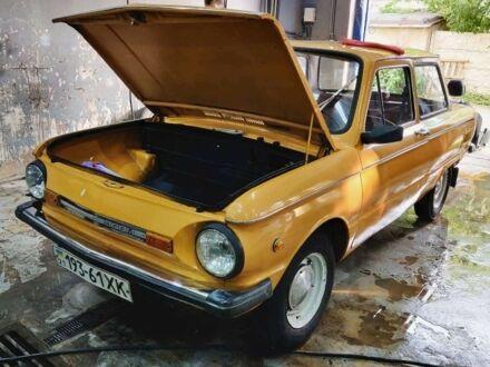 Оранжевый ЗАЗ 968, объемом двигателя 1.2 л и пробегом 3 тыс. км за 500 $, фото 1 на Automoto.ua