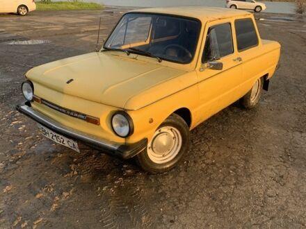 Оранжевый ЗАЗ 968, объемом двигателя 0.8 л и пробегом 1 тыс. км за 341 $, фото 1 на Automoto.ua