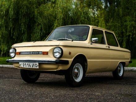 Оранжевый ЗАЗ 968, объемом двигателя 1.2 л и пробегом 48 тыс. км за 1500 $, фото 1 на Automoto.ua
