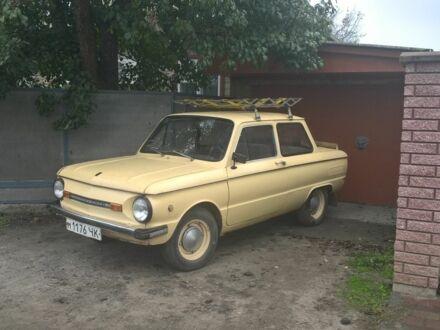 Оранжевый ЗАЗ 968, объемом двигателя 1.1 л и пробегом 22 тыс. км за 1000 $, фото 1 на Automoto.ua