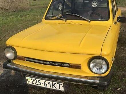 Оранжевый ЗАЗ 968, объемом двигателя 0 л и пробегом 55 тыс. км за 296 $, фото 1 на Automoto.ua