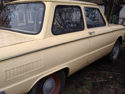 Оранжевый ЗАЗ 968, объемом двигателя 1.2 л и пробегом 400 тыс. км за 699 $, фото 1 на Automoto.ua