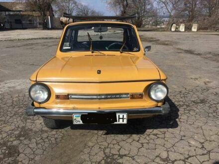 Золотой ЗАЗ 968, объемом двигателя 0.89 л и пробегом 1 тыс. км за 539 $, фото 1 на Automoto.ua