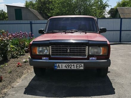 Красный ЗАЗ Другая, объемом двигателя 1.5 л и пробегом 100 тыс. км за 1300 $, фото 1 на Automoto.ua