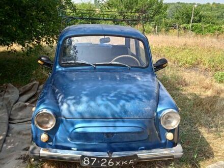 Синій ЗАЗ Інша, об'ємом двигуна 1.1 л та пробігом 1 тис. км за 1007 $, фото 1 на Automoto.ua