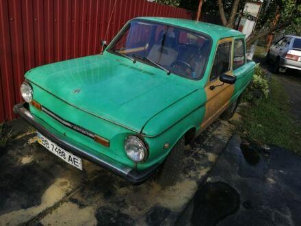 Зелений ЗАЗ Інша, об'ємом двигуна 1.1 л та пробігом 1 тис. км за 350 $, фото 1 на Automoto.ua