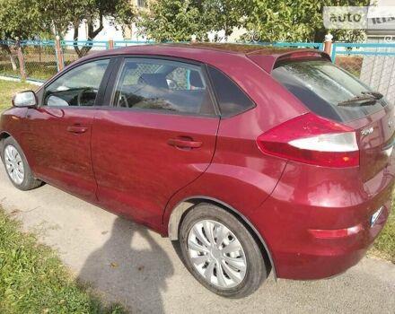 Красный ЗАЗ Форза, объемом двигателя 1.5 л и пробегом 67 тыс. км за 4400 $, фото 1 на Automoto.ua
