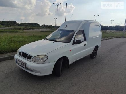 Белый ЗАЗ Lanos Cargo, объемом двигателя 1.5 л и пробегом 268 тыс. км за 2000 $, фото 1 на Automoto.ua