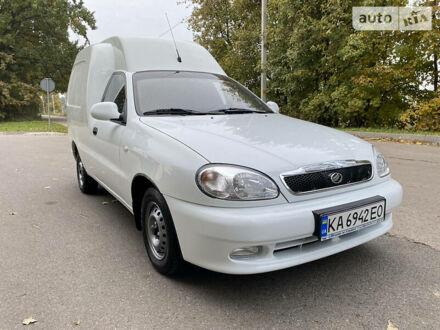 Білий ЗАЗ Lanos Cargo, об'ємом двигуна 1.5 л та пробігом 63 тис. км за 4750 $, фото 1 на Automoto.ua