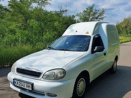 Белый ЗАЗ Lanos Cargo, объемом двигателя 1.5 л и пробегом 173 тыс. км за 3500 $, фото 1 на Automoto.ua