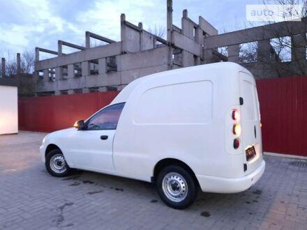 Белый ЗАЗ Lanos Cargo, объемом двигателя 1.4 л и пробегом 94 тыс. км за 4200 $, фото 1 на Automoto.ua
