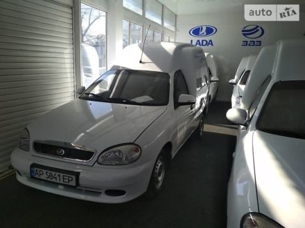 Білий ЗАЗ Ланос, об'ємом двигуна 1.5 л та пробігом 46 тис. км за 4999 $, фото 1 на Automoto.ua