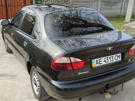 Чорний ЗАЗ Ланос, объемом двигателя 1.4 л и пробегом 100 тыс. км за 3950 $, фото 1 на Automoto.ua