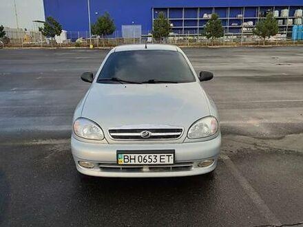 Серый ЗАЗ Ланос, объемом двигателя 1.5 л и пробегом 110 тыс. км за 4500 $, фото 1 на Automoto.ua