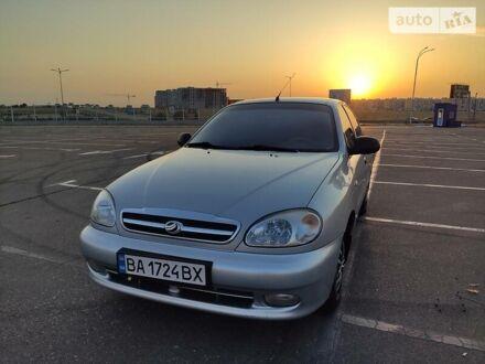 Серый ЗАЗ Ланос, объемом двигателя 1.5 л и пробегом 140 тыс. км за 4500 $, фото 1 на Automoto.ua