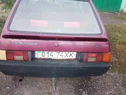 Червоний ЗАЗ Нова, об'ємом двигуна 1 л та пробігом 1 тис. км за 746 $, фото 1 на Automoto.ua