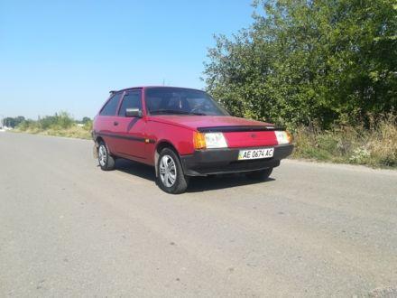 Червоний ЗАЗ Нова, об'ємом двигуна 1.1 л та пробігом 33 тис. км за 2150 $, фото 1 на Automoto.ua