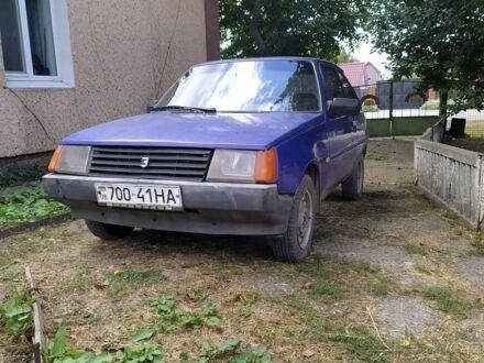 Синій ЗАЗ Нова, об'ємом двигуна 1 л та пробігом 1 тис. км за 600 $, фото 1 на Automoto.ua