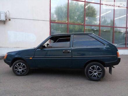 Зелений ЗАЗ Нова, об'ємом двигуна 1.2 л та пробігом 2 тис. км за 1350 $, фото 1 на Automoto.ua
