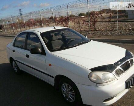 Белый ЗАЗ Сенс, объемом двигателя 1.3 л и пробегом 86 тыс. км за 3500 $, фото 1 на Automoto.ua