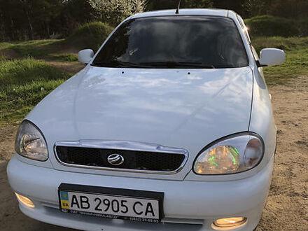 Білий ЗАЗ Sens, об'ємом двигуна 1.3 л та пробігом 96 тис. км за 3300 $, фото 1 на Automoto.ua