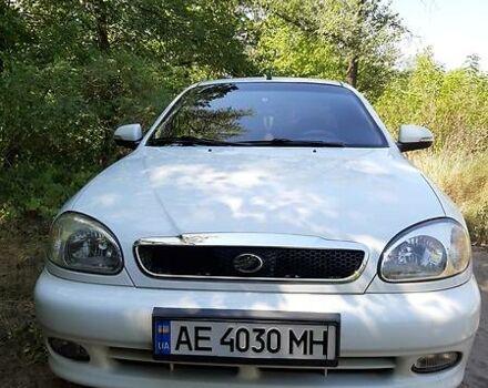 Белый ЗАЗ Сенс, объемом двигателя 1.3 л и пробегом 84 тыс. км за 4200 $, фото 1 на Automoto.ua