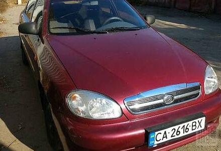 Червоний ЗАЗ Sens, об'ємом двигуна 1.3 л та пробігом 180 тис. км за 3150 $, фото 1 на Automoto.ua