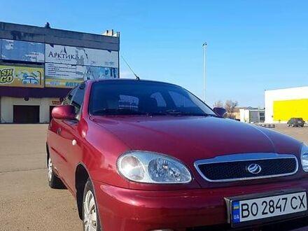 Красный ЗАЗ Сенс, объемом двигателя 1.3 л и пробегом 71 тыс. км за 3999 $, фото 1 на Automoto.ua