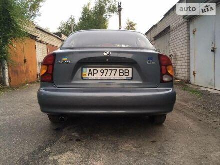 Сірий ЗАЗ Sens, об'ємом двигуна 1.3 л та пробігом 55 тис. км за 3800 $, фото 1 на Automoto.ua