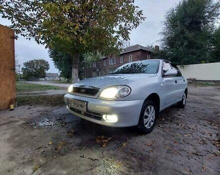 Серый ЗАЗ Сенс, объемом двигателя 1.3 л и пробегом 112 тыс. км за 3900 $, фото 1 на Automoto.ua