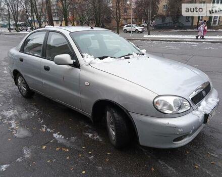 Серый ЗАЗ Сенс, объемом двигателя 1.3 л и пробегом 49 тыс. км за 3200 $, фото 1 на Automoto.ua