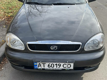 Серый ЗАЗ Сенс, объемом двигателя 1.3 л и пробегом 131 тыс. км за 3400 $, фото 1 на Automoto.ua