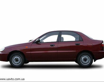 Красный ЗАЗ Сенс, объемом двигателя 1.3 л и пробегом 34 тыс. км за 4377 $, фото 1 на Automoto.ua