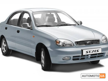 ЗАЗ Сенс, объемом двигателя 1.3 л и пробегом 0 тыс. км за 7282 $, фото 1 на Automoto.ua