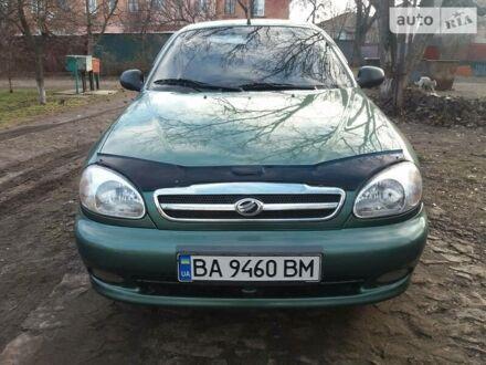 Зеленый ЗАЗ Сенс, объемом двигателя 1.3 л и пробегом 87 тыс. км за 3900 $, фото 1 на Automoto.ua