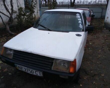 Белый ЗАЗ Таврия, объемом двигателя 1 л и пробегом 51 тыс. км за 262 $, фото 1 на Automoto.ua