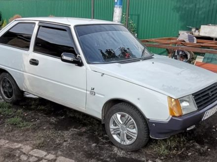 Білий ЗАЗ Таврія, об'ємом двигуна 1.1 л та пробігом 180 тис. км за 1300 $, фото 1 на Automoto.ua