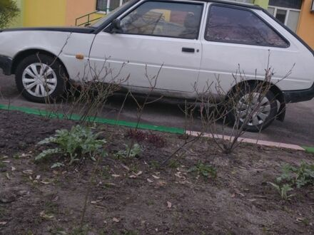 Белый ЗАЗ Таврия, объемом двигателя 1.1 л и пробегом 67 тыс. км за 723 $, фото 1 на Automoto.ua