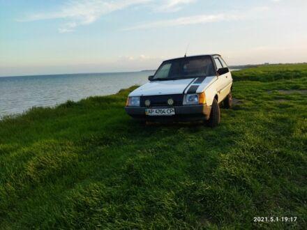 Белый ЗАЗ Таврия, объемом двигателя 1.2 л и пробегом 10 тыс. км за 864 $, фото 1 на Automoto.ua