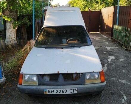 Белый ЗАЗ Таврия, объемом двигателя 1.1 л и пробегом 1 тыс. км за 600 $, фото 1 на Automoto.ua