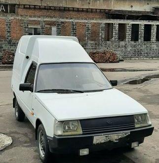 Белый ЗАЗ Таврия, объемом двигателя 1.3 л и пробегом 10 тыс. км за 2300 $, фото 1 на Automoto.ua
