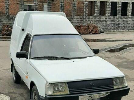 Білий ЗАЗ Таврія, об'ємом двигуна 1.3 л та пробігом 10 тис. км за 2100 $, фото 1 на Automoto.ua