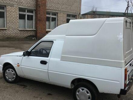 Белый ЗАЗ Таврия, объемом двигателя 1.2 л и пробегом 120 тыс. км за 1000 $, фото 1 на Automoto.ua